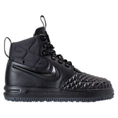 64941c6f4452 Men s Nike Lunar Force 1 Duckboot 17 KPU Burgundy Black 922807 701 ...