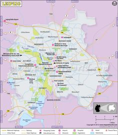 55 Best Germany Maps images