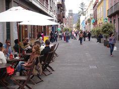 Una escapada a Santa Cruz de Tenerife: La Laguna : Crónicas ...