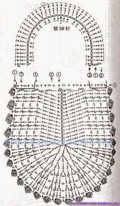 #391 Bolsos a Crochet o Ganchillo