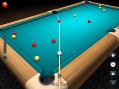 3D Pool Game FREE for iOS and Android by EivaaGames.