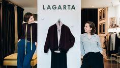 Lagarta:moda femenina sobria y elegante. - diariodesign.com