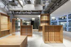 Floyd KITTE Marunouchi   Schemata Architects / Jo Nagasaka