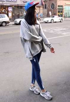 #streetstyle #korean #fashion