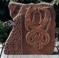 Pictish Seahorses.