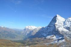 Eiger, Wetterhorn, Grindelwald