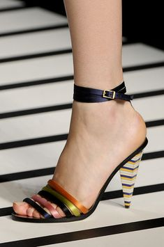 Fendi Spring 2012 - Details