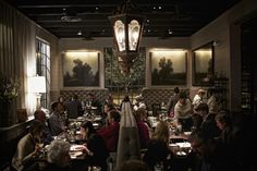 With theatrical interiors by Susan Ferrier of McAlpine Booth and Ferrier, this new eatery has instantly been placed on the gastronomical map. Helmed by McAlpine Tankersley partner David Baker, ever…