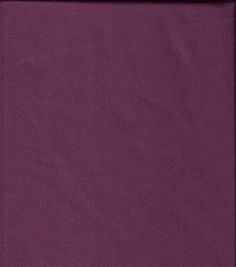 This is a crepe material that is available at JoAnn Fabric. It's called Mystic Purple. Do you like it?