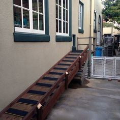 Doggy Ramp For Deck   Google Search