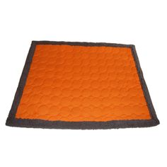 Circle Quilted Cotton Throw