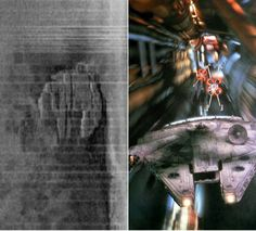 Balkin Sea: On June 19th the Swedish-based diving company Ocean Explorer discovered something they've never quite seen before. They were exploring in the Baltic Sea between Sweden and Finland looking for sunken treasures when a very unusual image suddenly appeared on the sonar. A 197 feet diameter cylinder shaped object was discovered at the depth of approximately 275 feet which resembles the Millennium Falcon from the movie Star Wars.