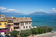 Italy, Sirmione, Lake Garda, Architecture #italy, #sirmione, #lakegarda, #architecture