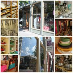 Looking for top of the line or unique kitchen supplies? Offering the highest quality service and most extensive collection of culinary tools and tableware in Iowa, be sure to check out Kitchen Collage in the East Village