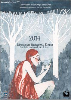 Liburuaren eguna - Día del Libro Donostia Kultura 2014