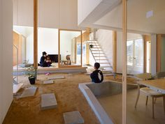 House in Takaya by Suppose Design Office