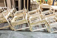 Gallery | Armley Chairworks