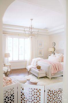 Designer puppy gate for the bedroom- puppy essentials