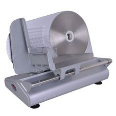 Professional Silver 150w Power Electric Food Slicer Meat Cutter Stainless Steel 8½ Blade 0 - 13 Mm Size Adjust for Home Kitchen Appliance Market Deli Slice Machine Brand new in package (Home Kitchen Electric Slicer Food Meat Cutter) and ready to ship. CE / GS / ETL / ROHS / FDA / EUP Certification; Strong cast aluminum housing, steel plated. This appliance complies with the directive relating to... #Generic #Kitchen
