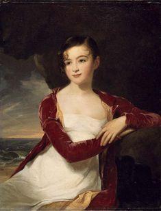 Thomas Sully, Sarah Bringhurst Dunant circa 1812