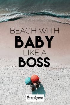 The ultimate guide to baby beach gear. Get the best tips and tricks to beach with baby like a boss. Baby Beach Gear, Beach Babies, What Is Sleep, Before Baby, Mom Advice, Parenting Advice, Baby Hacks, Mom Hacks, Baby Tips