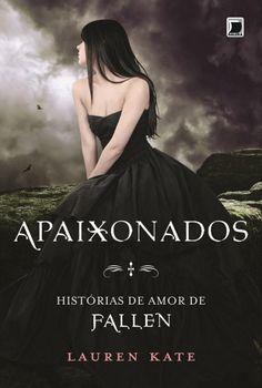 A pensadora: Capa do Livro Apaixodaos (Fallen in love) de Laure...