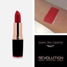 Makeup Revolution Iconic Pro Lipstick - Duel