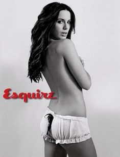 Kate Beckinsale in Esquire Magazine November 2009