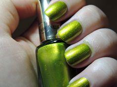 L'Oréal - Majestic green