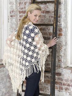 Ravelry: Year 'Round Shawl pattern by Glenda Winkleman