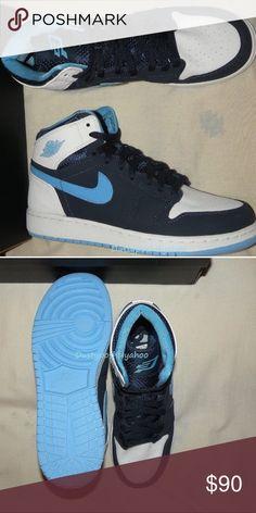 new styles 4a24f a758c Blue NIKE Air Jordans 1 Retro Chris Paul Worn only 3 times Nike Shoes Chris  Paul