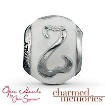 Charmed Memories Open Hearts by Jane Seymour Charm