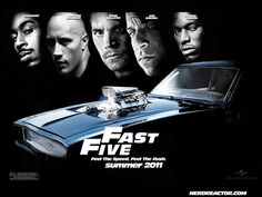 "Never a fan of the Fast and Furious movies, but I love when Vin Diesel says ""This – is Brassssillll"""
