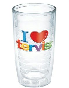 Tervis is the best tumbler, lifetime warranty