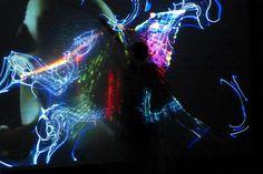 """Transmedial Literature Performance """"KörperBilder"""" (Body images) Literature performance KörperBilder (Body images) Text/Perfomance: Rhea Krcmárová Projection Art by Sound: Henric Fischer/Das Stadtkind Photo (c) Hubert Sielecki Body Images, Literature, Design, Art, Literatura, Art Background, Kunst, Body Mods"""