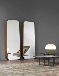 Obel #design Roberto Paoli by #Bonaldo #mirror