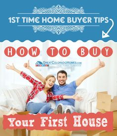 First Time Home Buyer Tips: How To Buy Your First House. #realestate