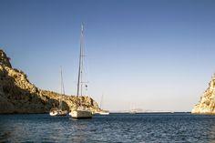Sky and Sea #forsailing #sail #fun