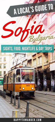 Sofia, Bulgaria is a brilliantly off-the-beaten path city full of awesome surprises. With its culture-rich atmosphere, brilliant sights and abundance of cool activities, this often overlooked European capital has plenty of layers to uncover (at times, literally). Here's an insider's guide on things to do in Sofia, alongside where to stay, what to eat and