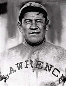 Jim Thorpe  Native American athlete