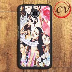 Ariana Grande Collage (22) Nexus 5,Nexus 6,Nexus 7 Case