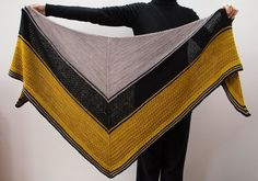Big Embrace Shawl by @glitterknits | malabrigo