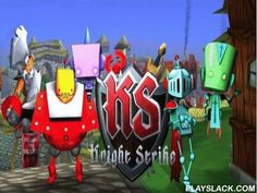 Knight Strike  Android Game - playslack.com , In the game Knight strike you will move out a duty of a warrior freeing the Westerberg kingdom.