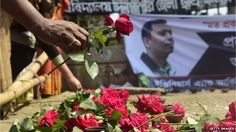 Four atheist bloggers have been murdered this year in Bangladesh. We hear voices from the front lines of the story.