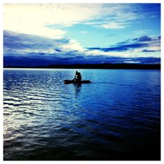 Kayaking in Lincoln Maine