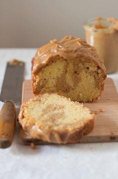 The Kate Tin: Caramel latte loaf cake