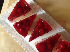 VÍKENDOVÉ PEČENÍ: Malinový dortík