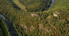Letecký pohled na zříceninu Nového Hrádku u Lukova. #hrad, #zřícenina, #castle, #ruin, #Podyjí, #Thayatal, #jiznimorava, #southmoravia, #českárepublika, #czechrepublic Country Roads, Pictures