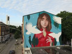 """Evasion"" by Sabek in Hamburg, Germany | StreetArtNews"