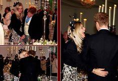 Kate et Chelsy au mariage de Peter Phillips  _ Mai 2008